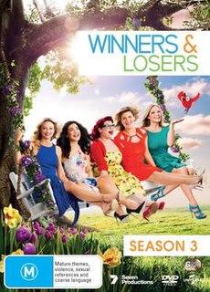 <i>Winners & Losers</i> (season 3) season of television series