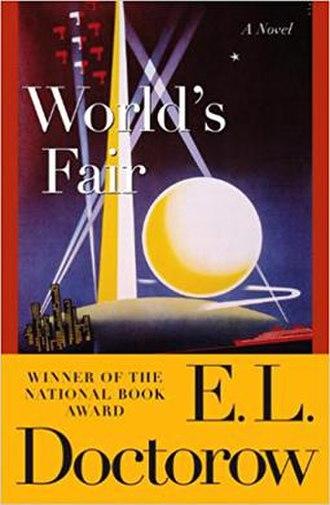 World's Fair (novel) - Paperback edition cover