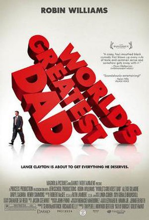 World's Greatest Dad - Theatrical release poster