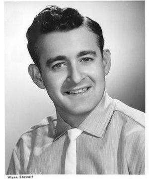 Wynn Stewart - Stewart in the 1950s