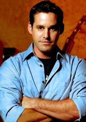 Xander Harris - Nicholas Brendon as Xander Harris in 2001.