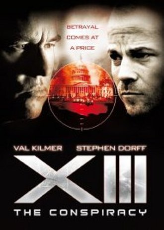 XIII: The Conspiracy - Image: Xiicover
