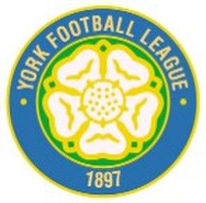 York Football League - Image: Yorkfootballleague