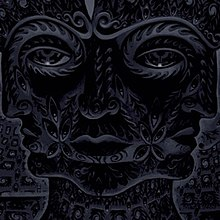 Cover art for 10000 Days done by artist Alex Grey featuring what he describes as a blazing vision of an infinite grid of Godheads during an ayahuasca journey