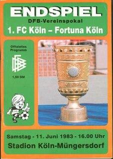 1983 DFB-Pokal Final