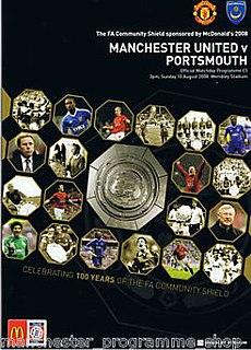 2008 FA Community Shield Football match