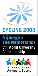2008 World University Cycling Championship