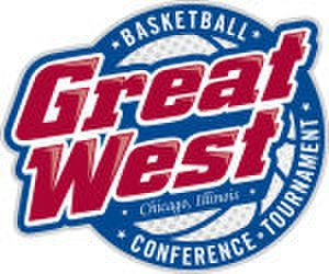 Great West Conference Men's Basketball Tournament - Image: 2012 Great West Tourney