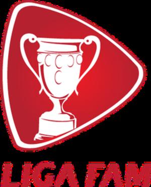 Malaysia FAM League - Image: 2013 FAM League Logo