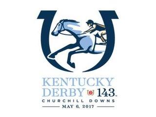 2017 Kentucky Derby 143rd running of Kentucky Derby