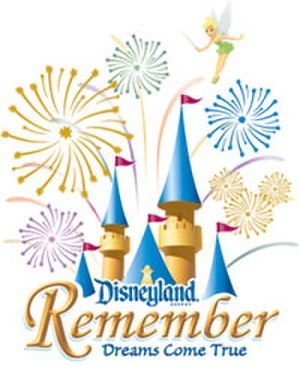 Remember... Dreams Come True - Image: 50th remember fireworks