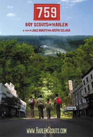 759: Boy Scouts of Harlem - 759: Boy Scouts of Harlem theatrical poster