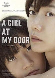 A Girl at My Door poster.jpg & A Girl at My Door - Wikipedia