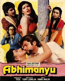 <i>Abhimanyu</i> (1989 film)