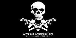 Advanced Armament Corporation - Image: Advanced Armament Corporation logo