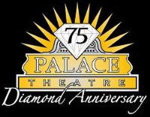 Palace Theatre (Albany, New York) - 75th anniversary logo