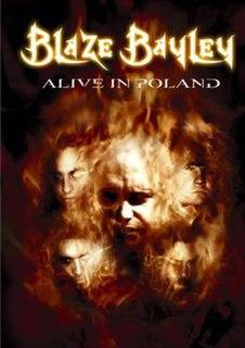 <i>Alive in Poland</i> 2007 live album by Blaze