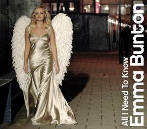 All I Need to Know (Emma Bunton song) - Image: All I Need to Know (Emma Bunton single cover art)