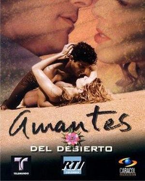Amantes del desierto - Image: Amantes del Desierto Poster