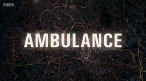 Ambulance (TV series) - Image: Ambulance title card