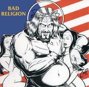 American Jesus - Image: American jesus br