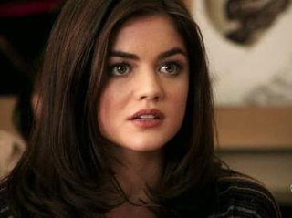 Aria Montgomery fictional character in the Pretty Little Liars Series