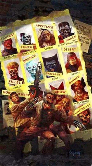 Marvel Zombies vs. The Army of Darkness - Image: Armyofdarknessmar