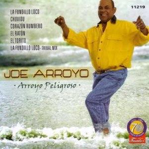 Arroyo Peligroso - Image: Arroyo Peligroso cover