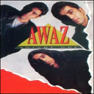 Awaz (album) - Image: Awaz awaz