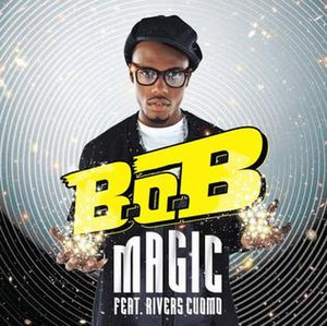 Magic (B.o.B song) - Image: B.o.B Magic cover