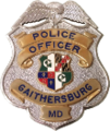 Badge of the Gaithersburg Police Department.png