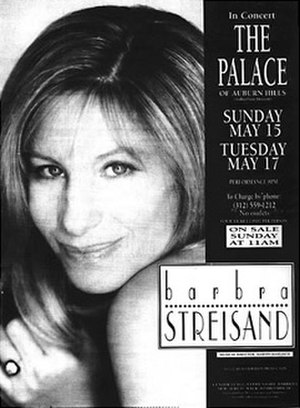 Barbra Streisand in Concert