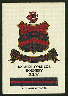 Barker College Portal 27