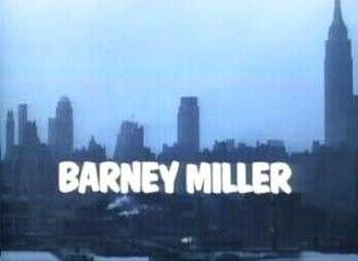 Barney Miller - Image: Barney Miller
