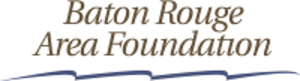 Baton Rouge Area Foundation - Image: Baton Rouge Area Foundation (logo)
