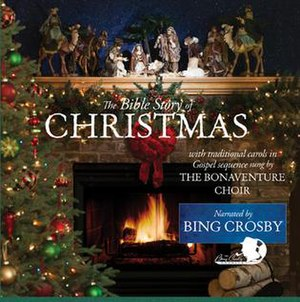 The Bible Story of Christmas - Image: Bible Story of Christmas cover