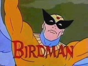 Harvey Birdman - The Birdman