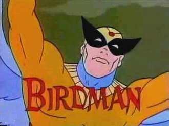 Birdman and the Galaxy Trio - Birdman