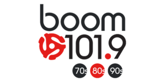 CJSS-FM - Image: Boom 101 9 logo