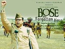 Netaji Subhas Chandra Bose: The Forgotten Hero (2005) SL DM - Sachin Khedekar, Kulbhushan Kharbanda, Rajit Kapur, Arif Zakaria, and Divya Dutta