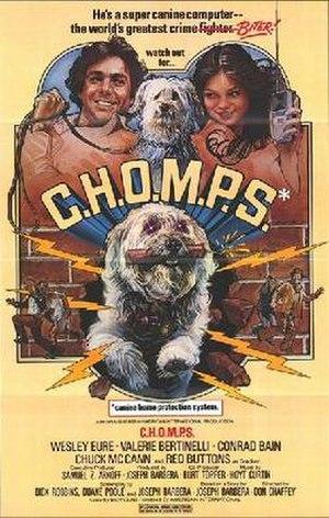C.H.O.M.P.S. - Theatrical poster to C.H.O.M.P.S