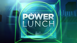 Power Lunch - Logo from 2014