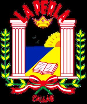 La Perla District - Image: COA La Perla District in Callao Province