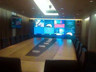Cabinet Office Briefing Rooms - Image: Cabinet Office Briefing Room