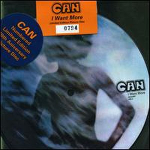 I Want More (Can song) - Image: Can I Want More re release