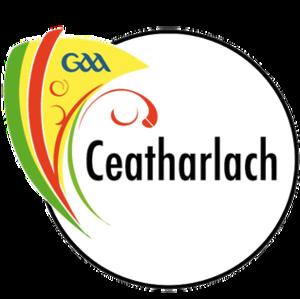 Carlow GAA - Image: Carlow GAA crest
