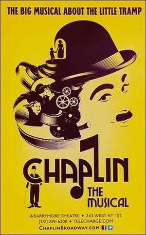 Chaplin (2006 musical) - Image: Chaplin (2006 musical)