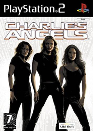 Charlie's Angels (video game) - Image: Charlie's Angels Coverart