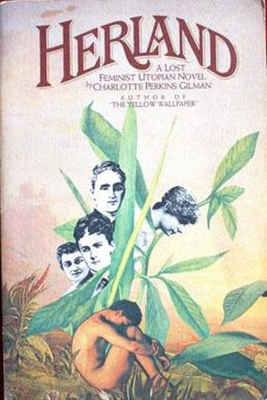 Herland (novel) - Image: Charlotte Perkins Gilman Herland