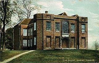 Cheshunt Great House